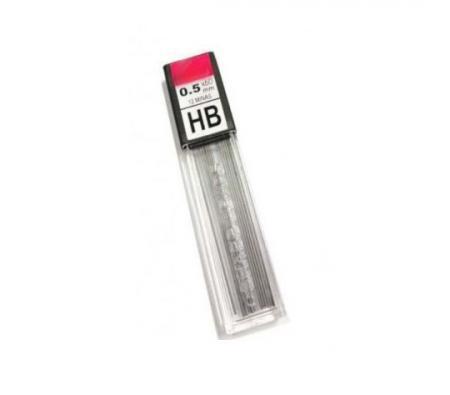 mina de grafito especial para madera Pack de 100 de l/ápices de carpintero 18 cm dureza HB Sola ZB